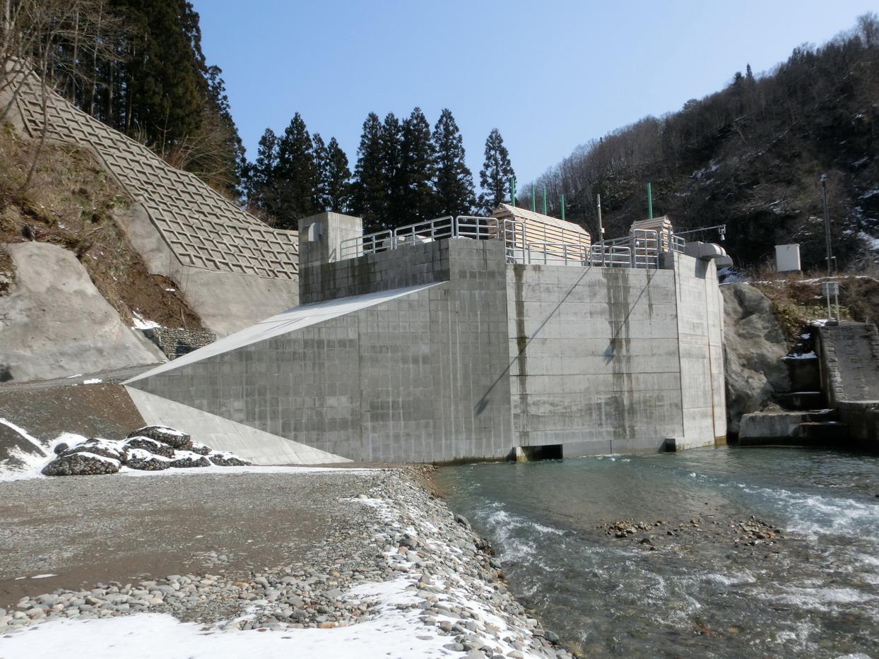 稼働】関電工、既存砂防ダムを活用した水力発電所が商業運転開始 ...